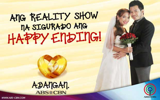 """I DO"" – ABS-CBN'S NEWEST REALISERYE"