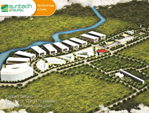 PRO-FRIENDS SECURES TAX PERKS FOR CAVITE IT PARK