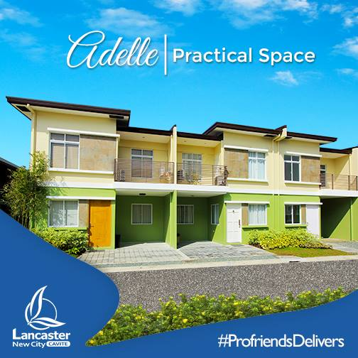 ADELLE PRACTICAL SPACE – LANCASTER NEW CITY