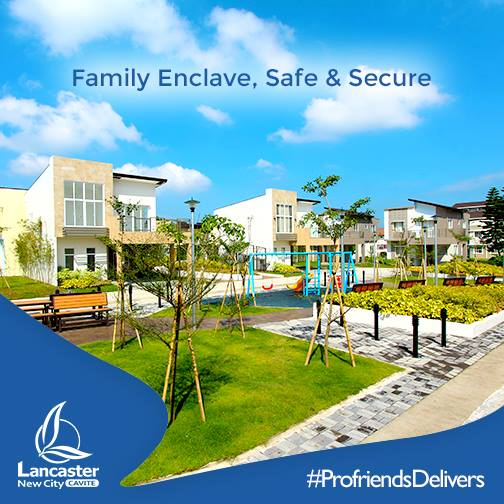 LANCASTER NEW CITY FAMILY ENCLAVE, SAFE AND SECURE
