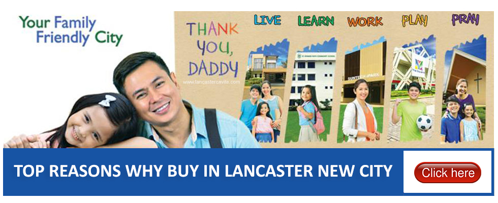 Top Reasons Why Buy in Lancaster New City