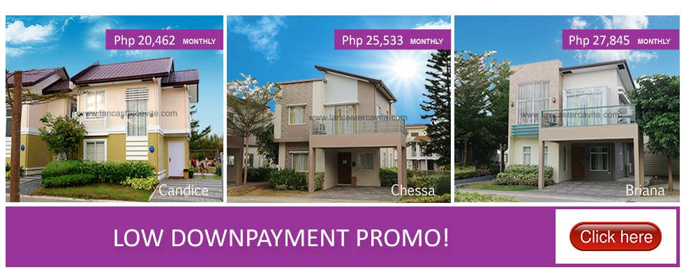 Low Downpayment Promo!