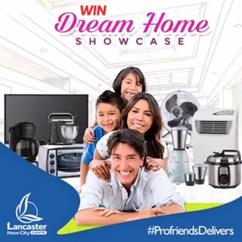 DREAM HOME SHOWCASE FROM SM APPLIANCES