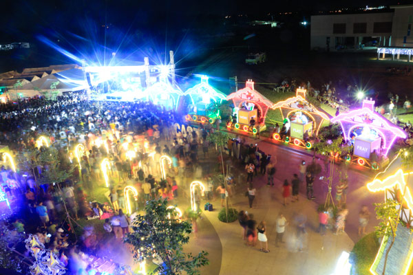 THE CHARM OF CAVITE! LANCASTER NEW CITY CELEBRATES CHRISTMAS